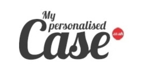 My Personalised Case coupon