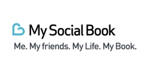MySocialbook coupon