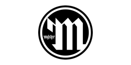 Myster coupon