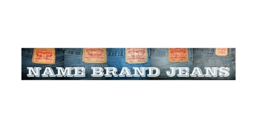 Name Brand Jeans coupon