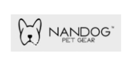Nandog Pet Gear coupon