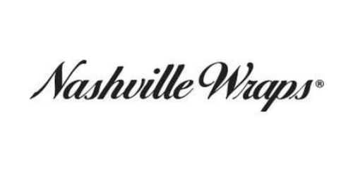 Nashville Wraps coupon