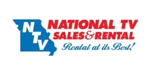 National TV Rental coupon