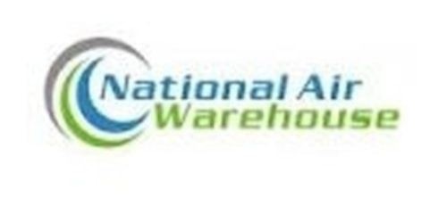 National Air Warehouse coupon
