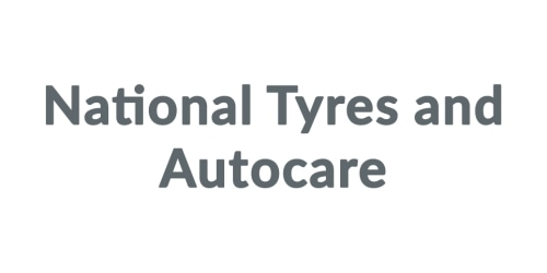 National Tyres and Autocare coupon