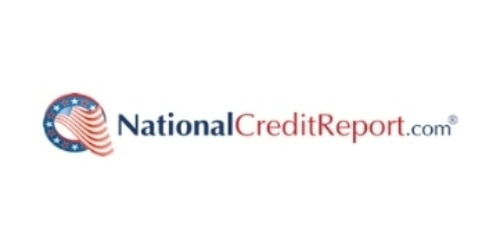 National Credit Report coupon