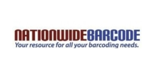 Nationwide Barcode coupon