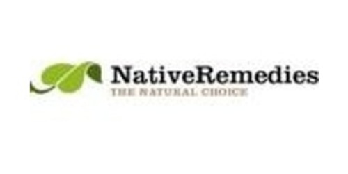 Native Remedies coupon