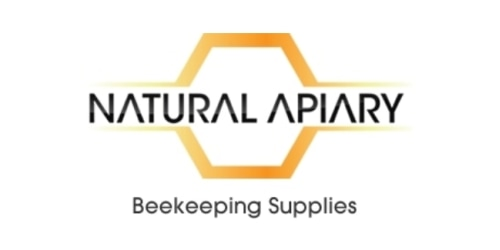 Natural Apiary coupon