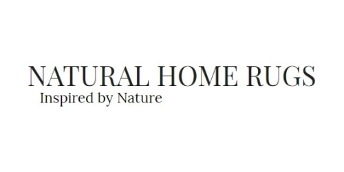 Natural Home Rugs coupon