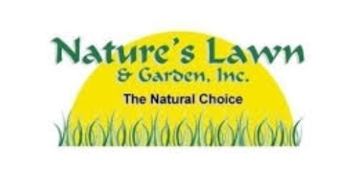 Nature's Lawn and Garden coupon