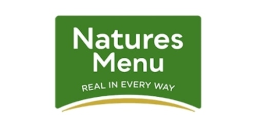 Natures Menu coupon