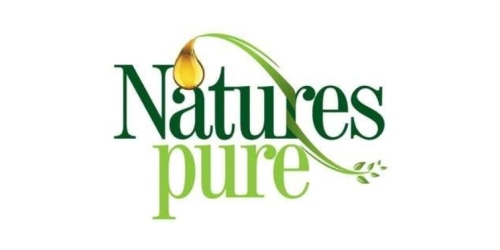 Natures Pure coupon