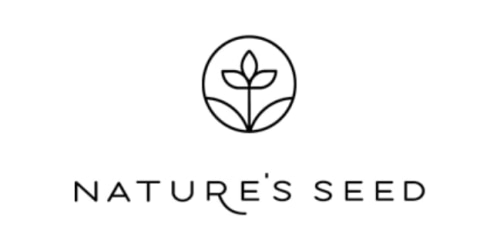 Nature's Seed coupon