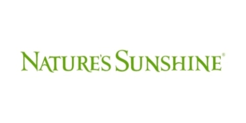 Nature's Sunshine coupon