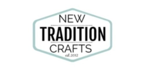New Tradition Crafts coupon