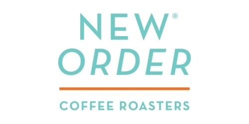 New Order Coffee coupon