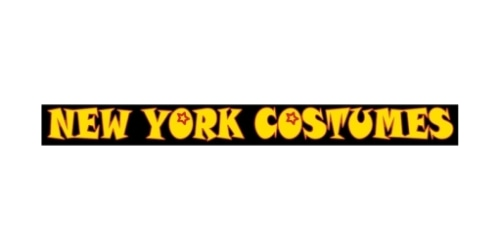 New York Costumes coupon