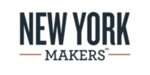 New York Makers coupon
