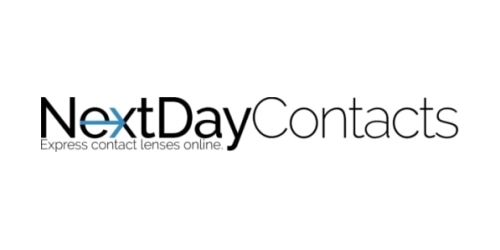 Next Day Contacts coupon