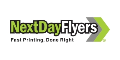 Next Day Flyers coupon