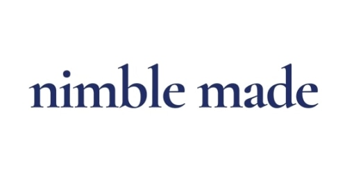 Nimble Made coupon