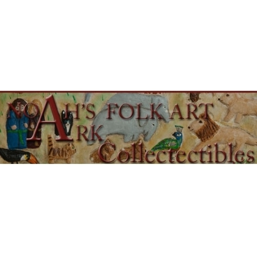 Noah's Ark Folk Art
