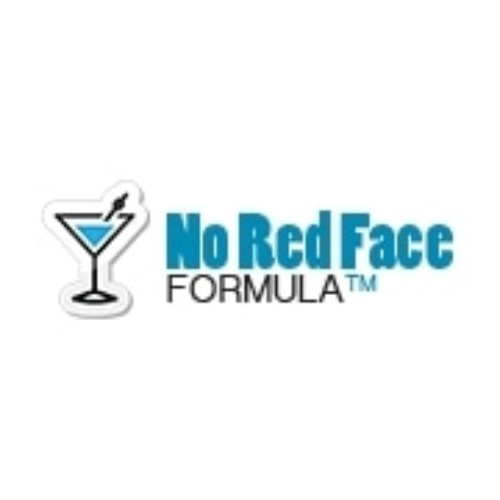 The No Red Face Formula