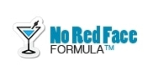 The No Red Face Formula coupon