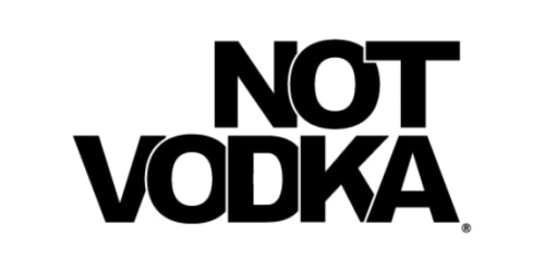 Not Vodka Water coupon