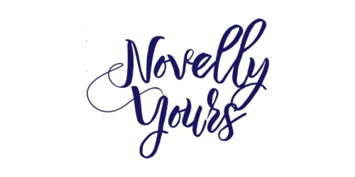 Novelly Yours Candles coupon