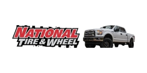 National Tire & Wheel coupon