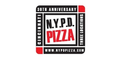 N.Y.P.D. Pizza coupon