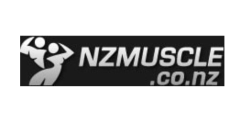 NZ Muscle coupon