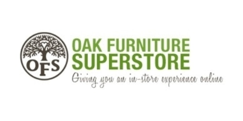 Oak Furniture Superstore coupon