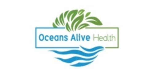 Oceans Alive Health coupon