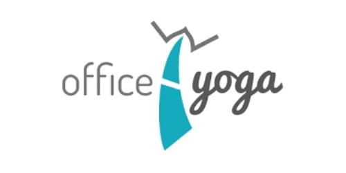 Office Yoga coupon