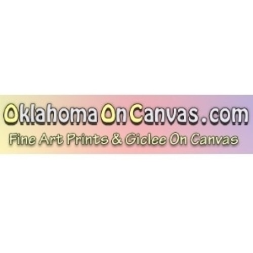Oklahoma Canvas Photo Prints