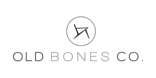 Old Bones coupon