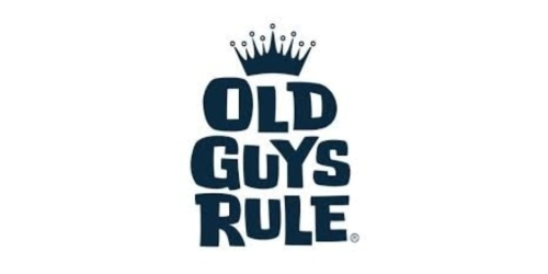 Old Guys Rule coupon