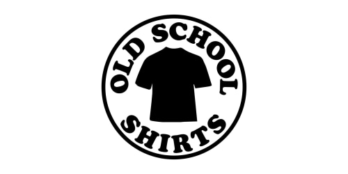 Old School Shirts coupon
