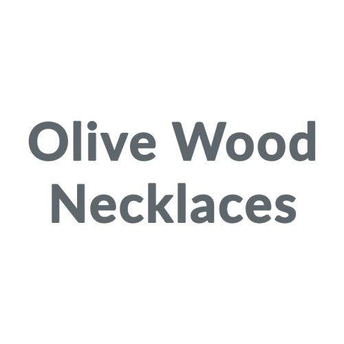 Olive Wood Necklaces