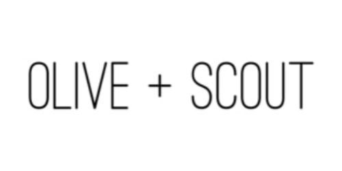 Olive + Scout coupon