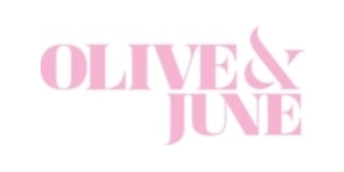 Olive & June  coupon