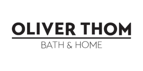 Oliver Thom coupon
