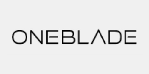 OneBlade coupon