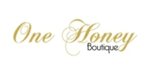 One Honey Boutique coupon