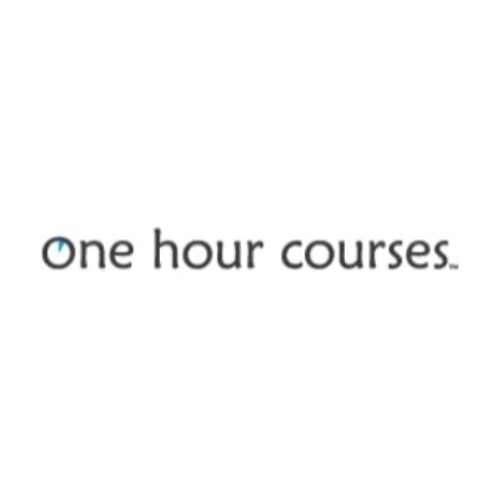One Hour Courses