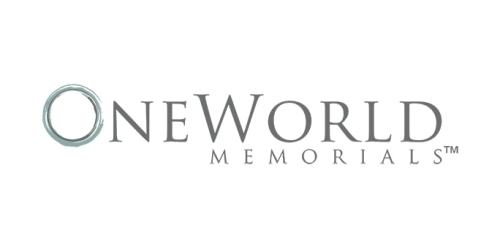 OneWorld Memorials coupon