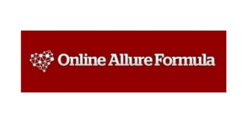 Online Allure coupon